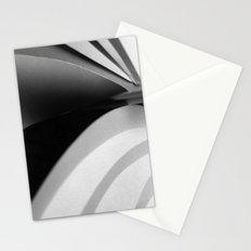 Paper Sculpture #3 Stationery Cards