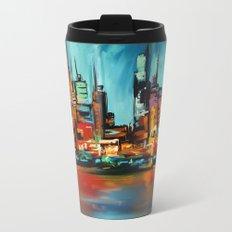 City Scapes Travel Mug