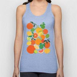 Citrus Harvest Unisex Tank Top