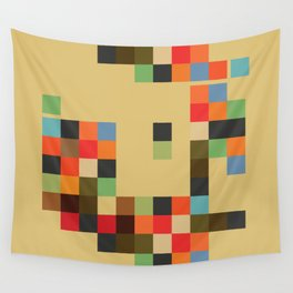 Mid Century Textile Series 1_1 Wall Tapestry