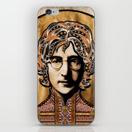 Boho Beatle (John) iPhone Skin
