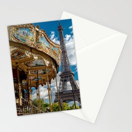 I heart Paris Stationery Cards