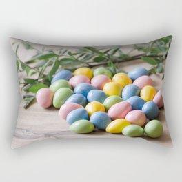 Easter Eggs 16 Rectangular Pillow