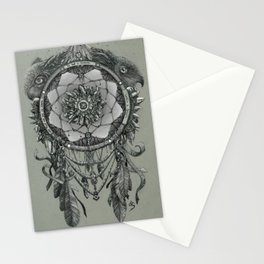 Life is but a dream Stationery Cards