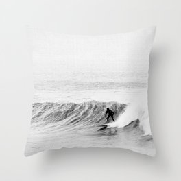 Surf Time Throw Pillow