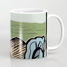 Uncle Wiggily & the Squiggly Bug Coffee Mug