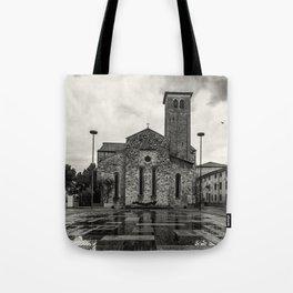 San Francesco Church Tote Bag