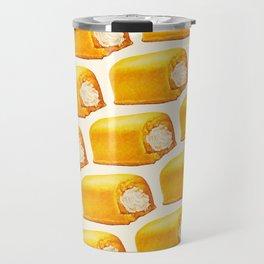 Twinkie Pattern Travel Mug