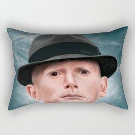 The observer (Fringe) Rectangular Pillow