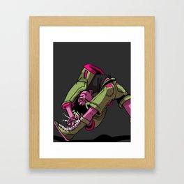 READY FOR ADVENTURE Framed Art Print