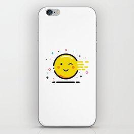 Happy Sun iPhone Skin