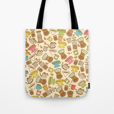 Coffee Forever Tote Bag