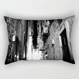 Midnight in Dubrovnik 01 Rectangular Pillow