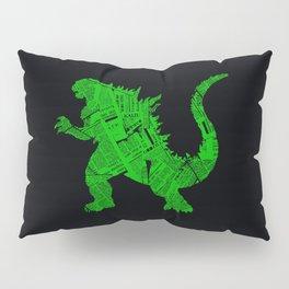 Japanese Monster - II Pillow Sham