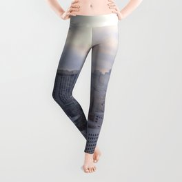Looking Through Glass Leggings