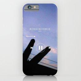 mots - mikrokosmos  iPhone Case