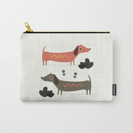 Wiener Dogs Carry-All Pouch