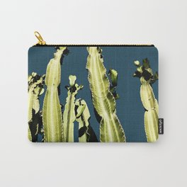Cactus - blue Carry-All Pouch