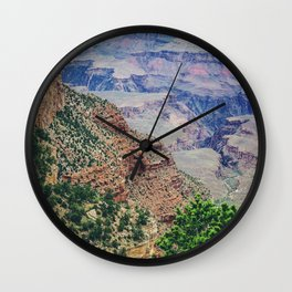The Grand Outdoors Wall Clock