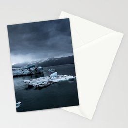Patagonian Ice Field Stationery Cards