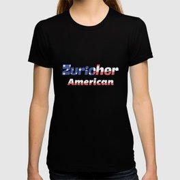 Zuricher American T-shirt