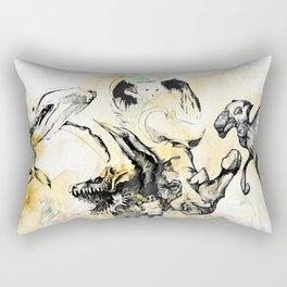 Mais animais Rectangular Pillow