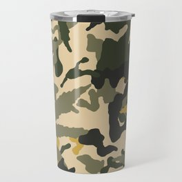 Camo420, The ultimate street camouflage. Travel Mug