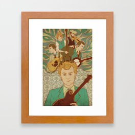 Punch Brothers 2 Framed Art Print
