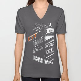Ford Falcon XYGTHO Stripe Unisex V-Neck