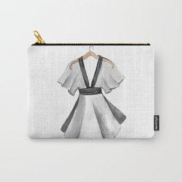 Kimono dress design Carry-All Pouch