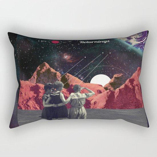 Returnings Rectangular Pillow