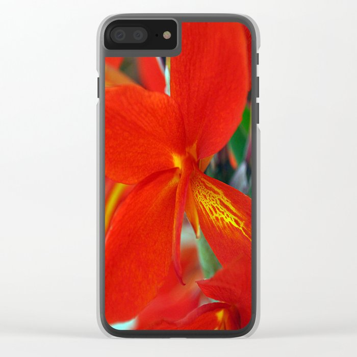 flower nature #   ###    # Clear iPhone Case