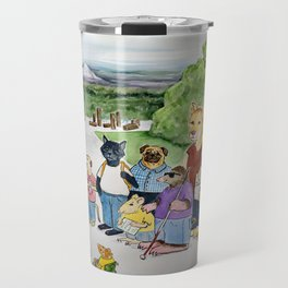 Heroes Journey Travel Mug
