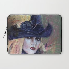 Stevie Nicks My Heart Laptop Sleeve