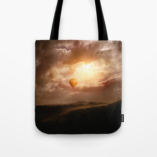 Hope, from the Sun II Tote Bag