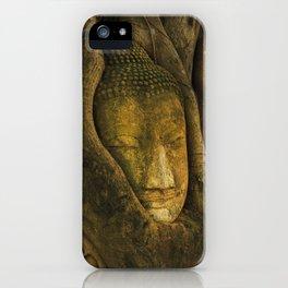 Buddha - Ayutthaya - Thailand iPhone Case