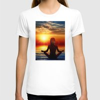 lotus T-shirts featuring Lotus by Danielle Tanimura