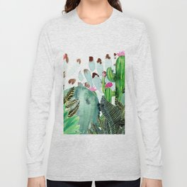 A Prickly Bunch III Long Sleeve T-shirt