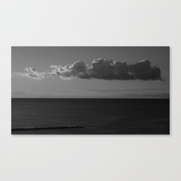 Big & Small Canvas Print