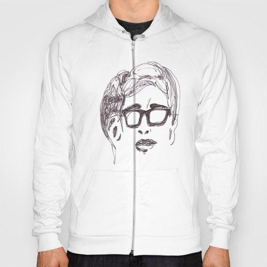 A Geek Hero Hoody