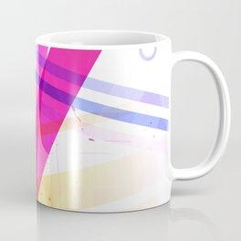 STRIPES AND CIRCLES Coffee Mug