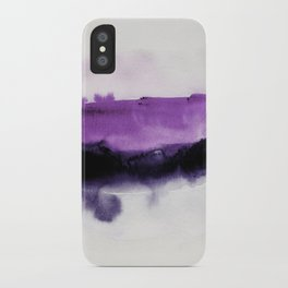 Two Tones iPhone Case