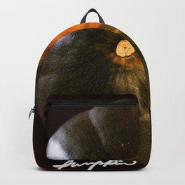 Pumpkin Pumpkin Pumpkin Backpack