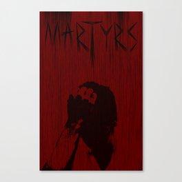 Martyr Canvas Print