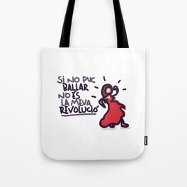 BALLARINA Tote Bag