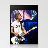niall Stationery Cards featuring Niall by clevernessofyou