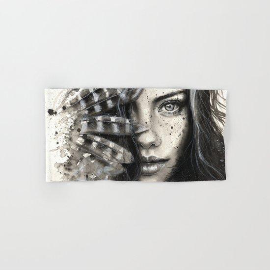 Freckly Hand & Bath Towel
