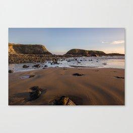 Annestown Beach Canvas Print