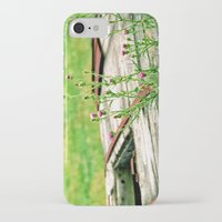 farm iPhone & iPod Cases featuring FARM by The Family Art Project
