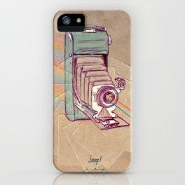 Bellows iPhone Case